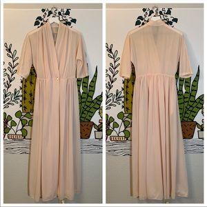 VTG Dressing Gown/Robe